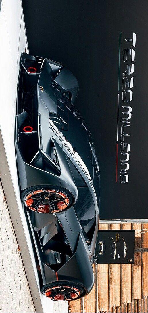 (°!°) Lamborghini Terzo Millennio EV Concept