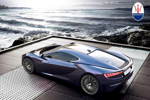 Concept Maserati Bora par Alex Imnadze – actualité automobile – Motorlegend