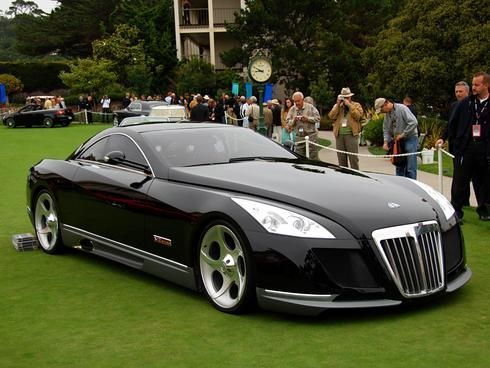 Awesome Cars '' Maybach Exelero '' Cars Design And Concepts, Best Of New…