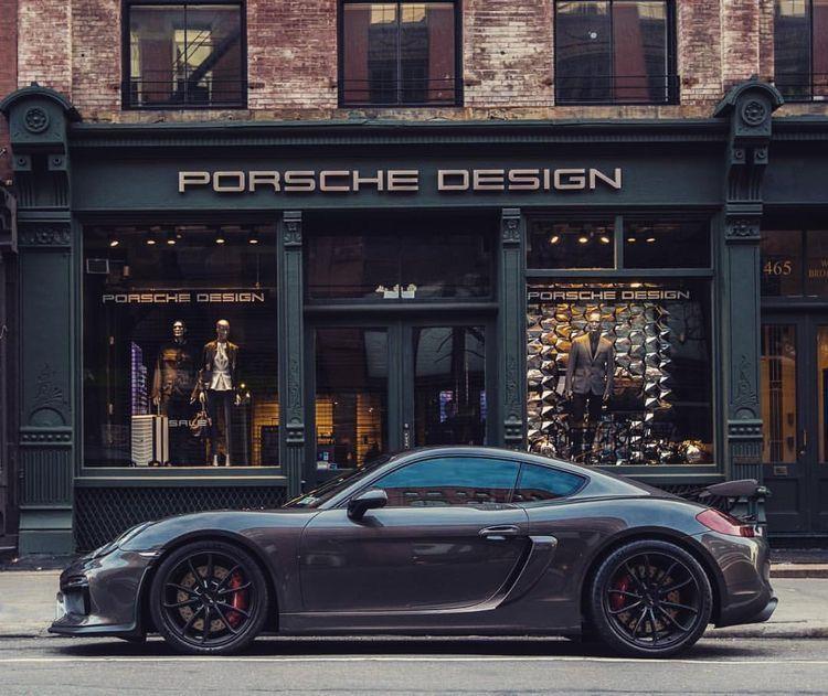 Porsche Cayman GT4 – Pixforus