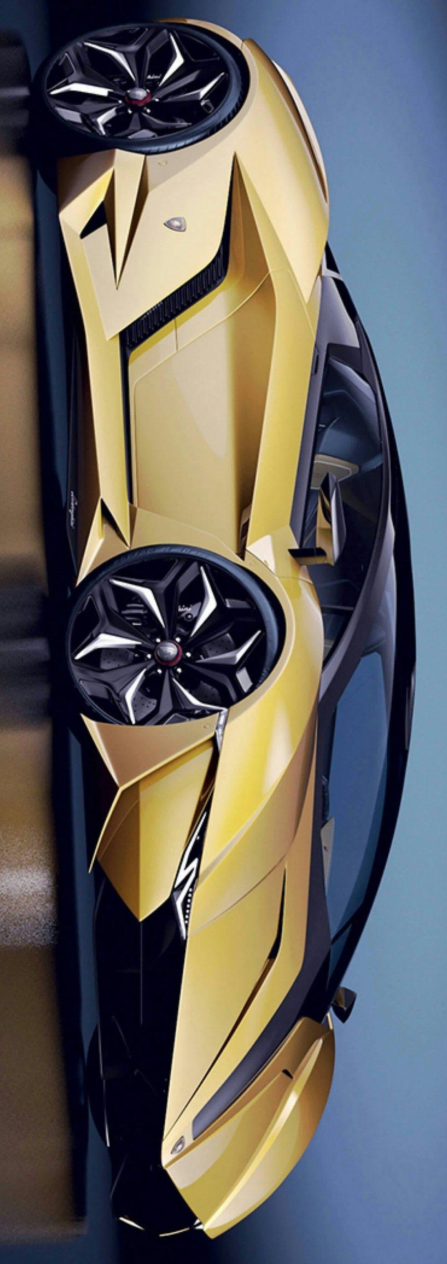 Lamborghini Resonare Más