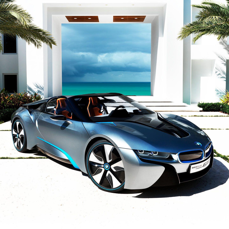 ▶▶▶ BMW i8 Spyder …. I WANT!