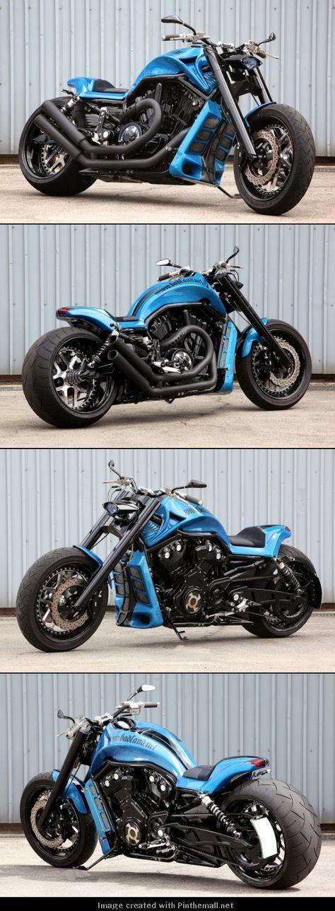Harley VRSCAW V-Rod 2007 – www.facebook.com/GarvsMeanMachine