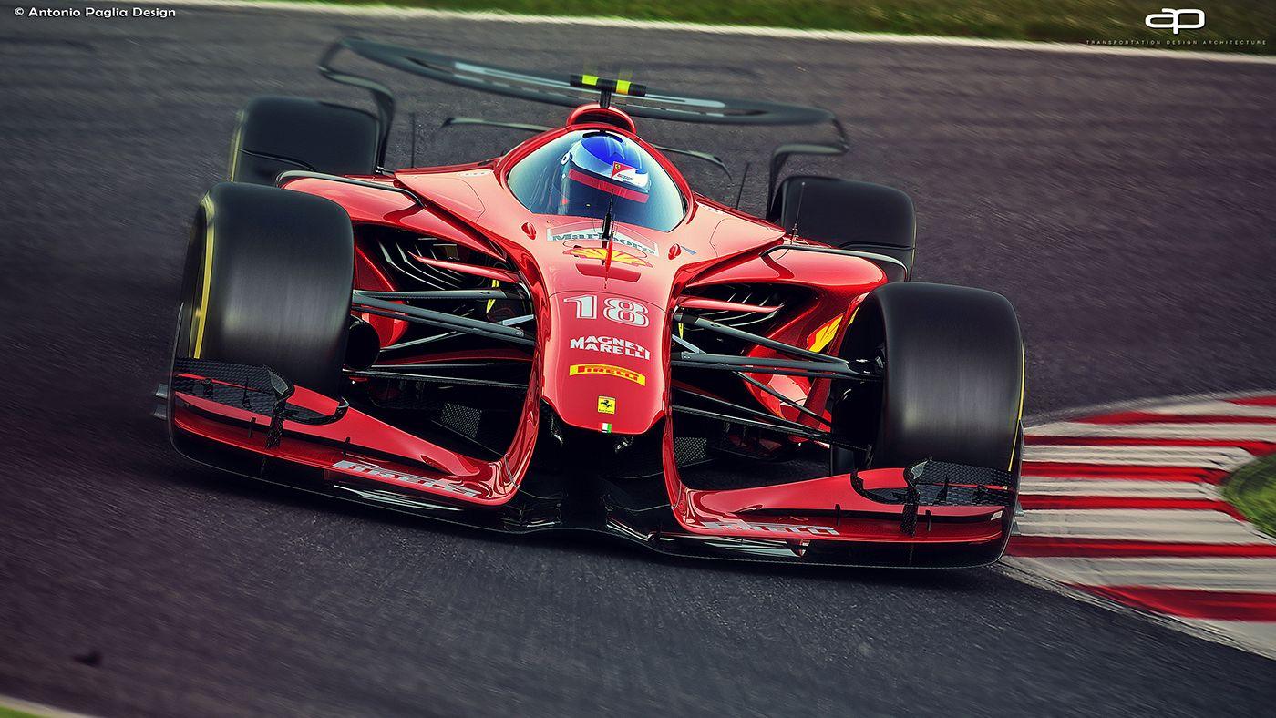 F1 VISION CONCEPT