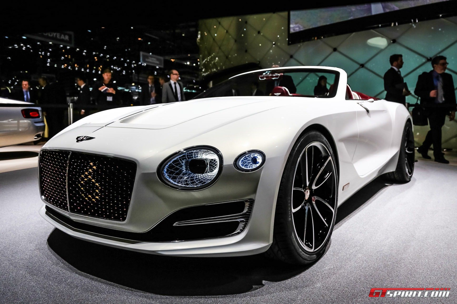 Geneva 2017: Bentley EXP12 Speed 6e Concept – GTspirit
