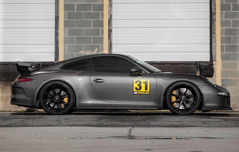Dan Dyszelski's GMP Performance-Tuned Porsche 991 GT3 on Forgeline Monoblock GE1 Wheels