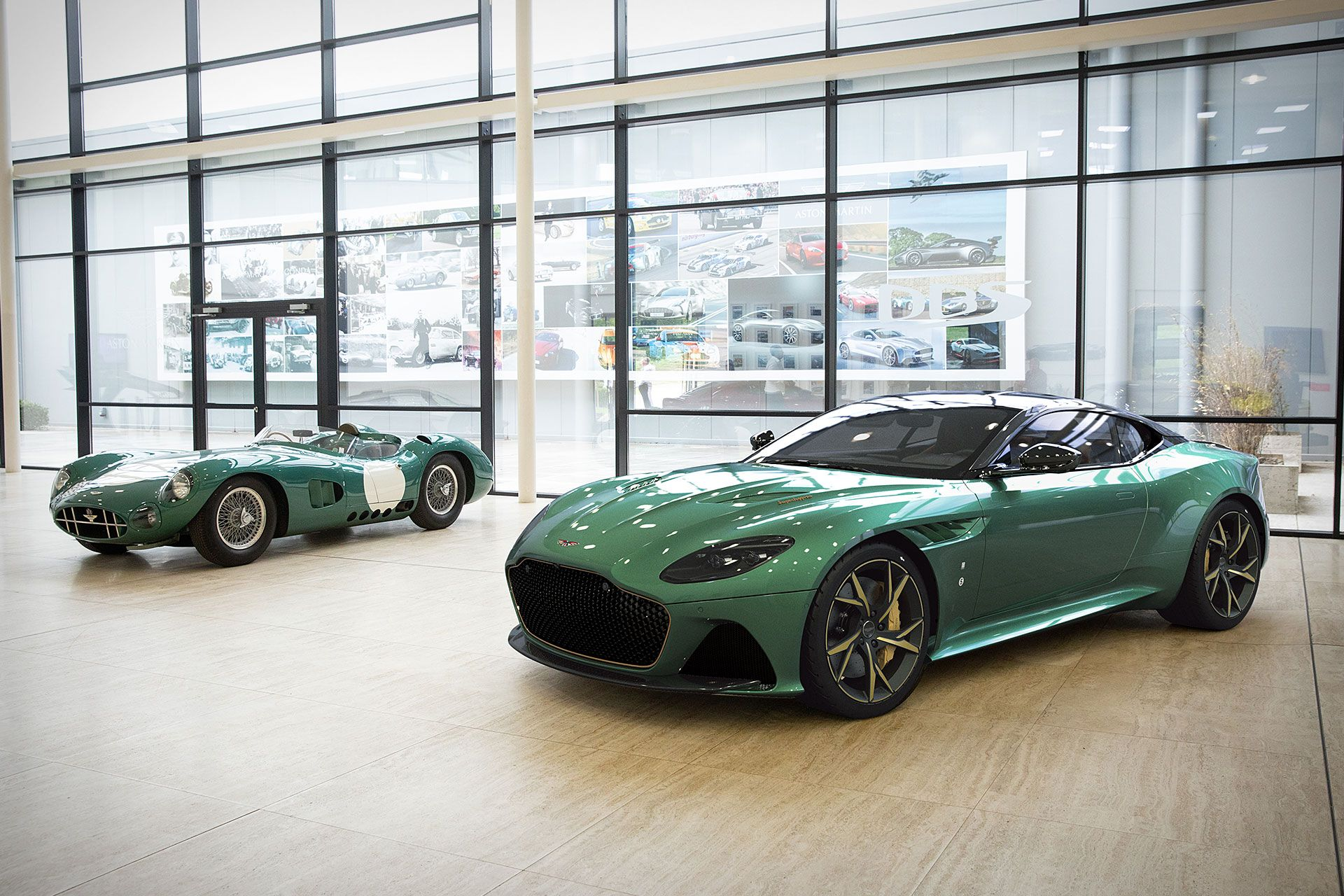 Aston Martin DBS 59 Coupe