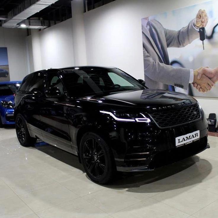 range rover Velar #blackrangerover #rangerover #car #dreamcar #luxurycars