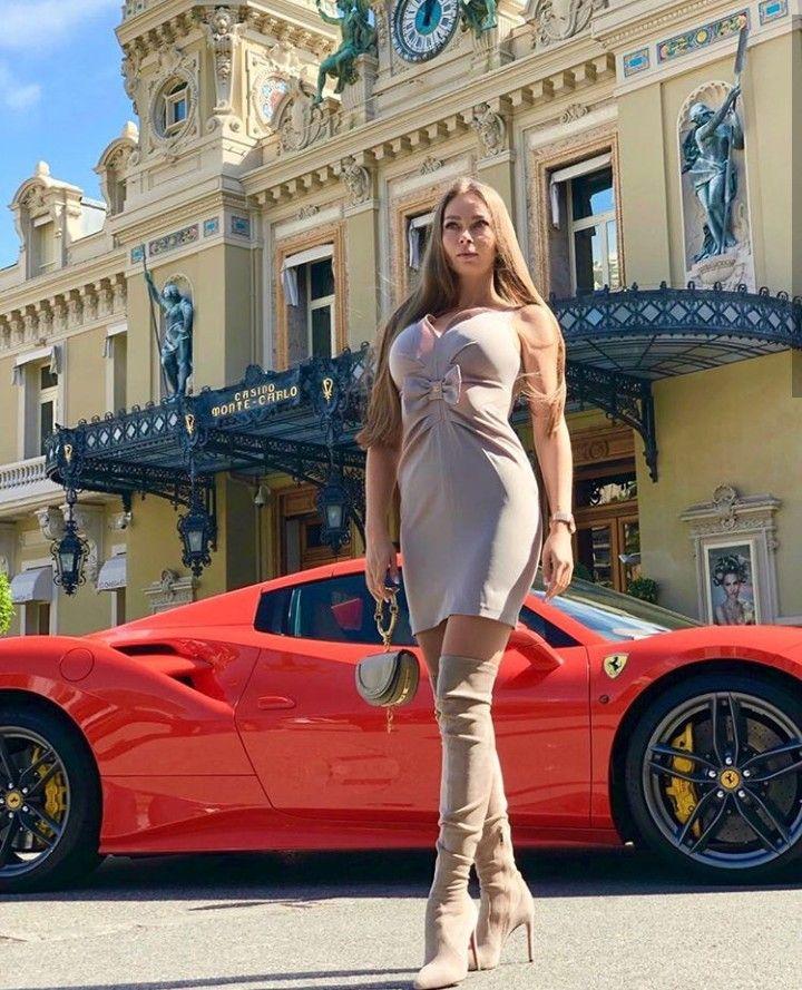 Ferrari & donne