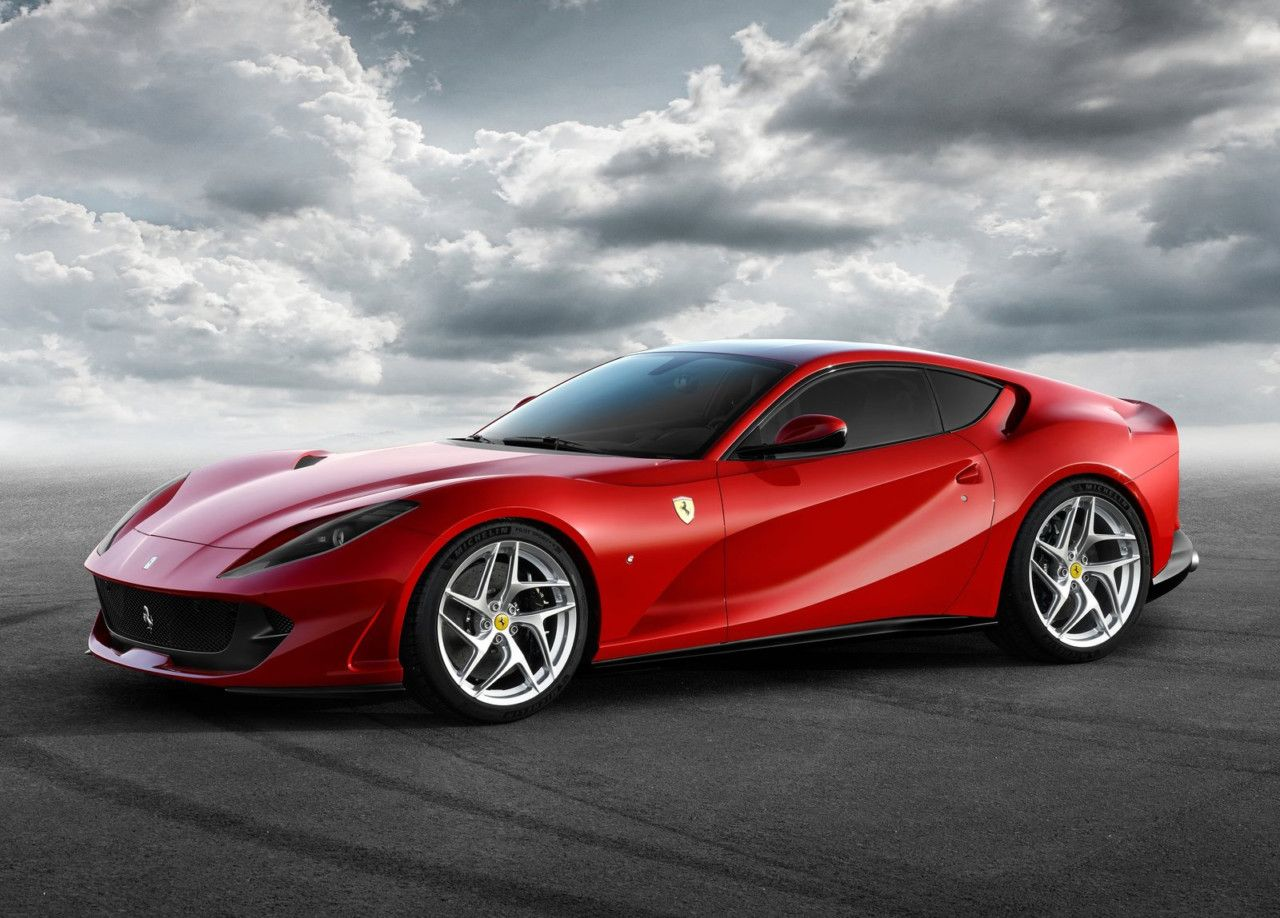 Ferrari 812 Superfast: The Name Says It All – Design Milk