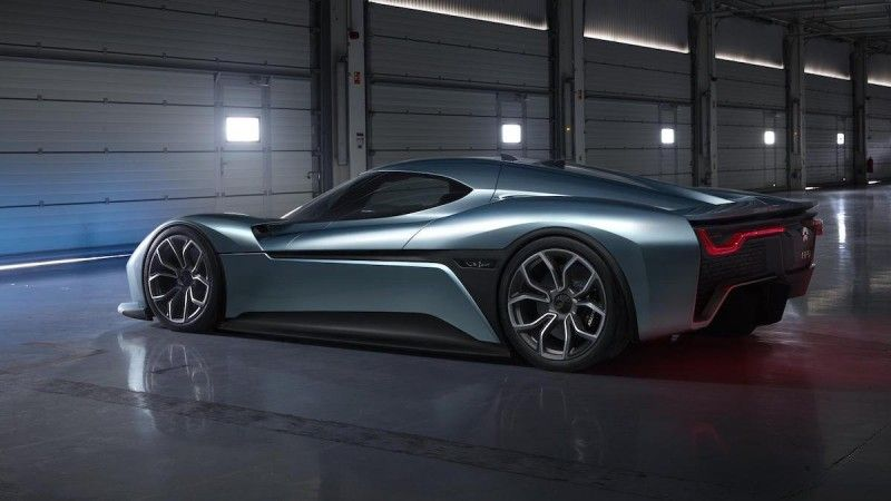 China's NextEV Unveils 194 MPH P9 Electric Supercar with 265-Mile Range | American Luxury