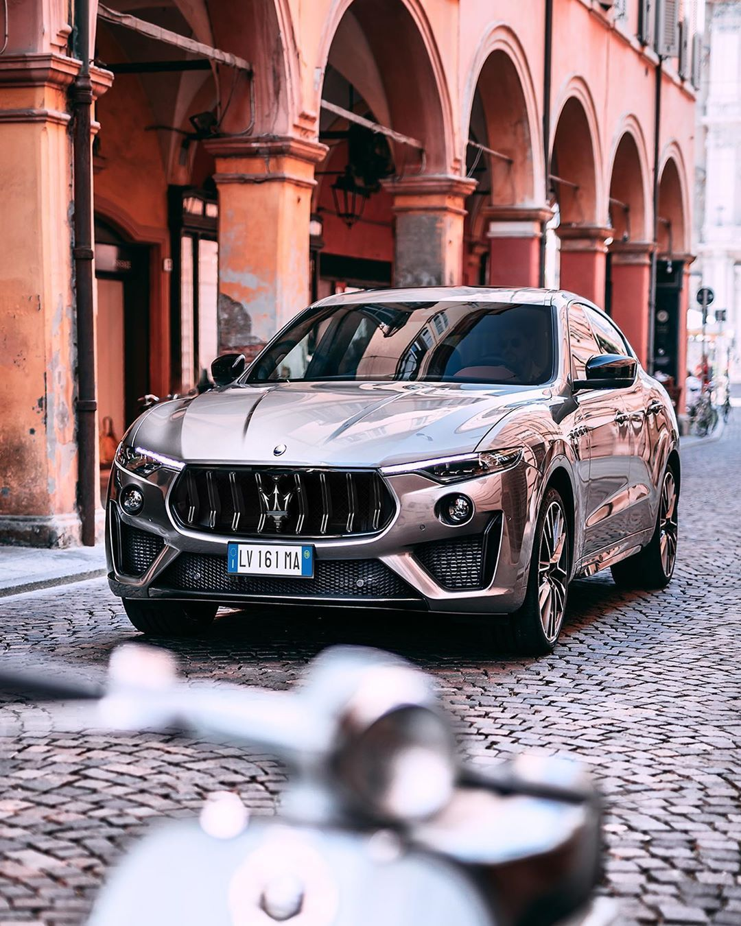"Maserati on Instagram: ""Capturing the Italian atmosphere in one frame.  #MaseratiLevanteTrofeo #Maserati"""
