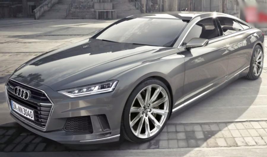 2016 AUDI A9 Luxury sedan, the Audi Prologue concept, annonceur des prochaines g…