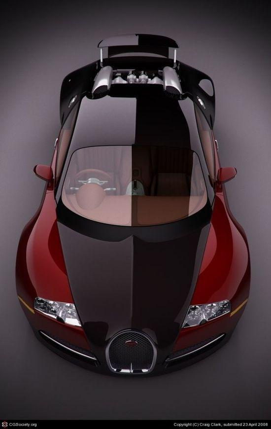 Bugatti Dominez votre voie et de bonnes choses commenceront a se produire! susci…