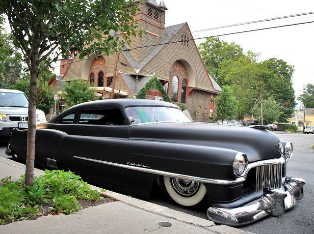 Cadillac Lead Sled, Rhinebeck, NY