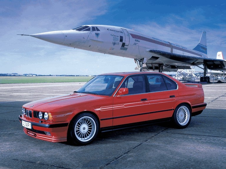 1989 Bmw Alpina B10 Biturbo , real petrolheads know what these things are about.