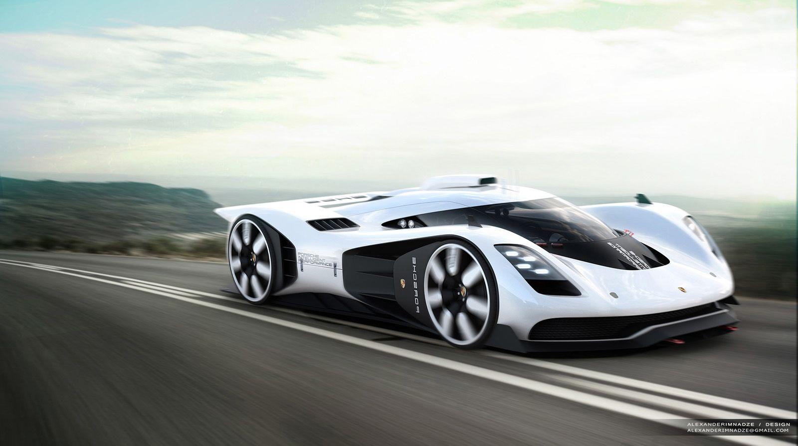 Porsche 906/917 Concept Is One Designer's Stunning Vision For A Future Racer | Carscoops