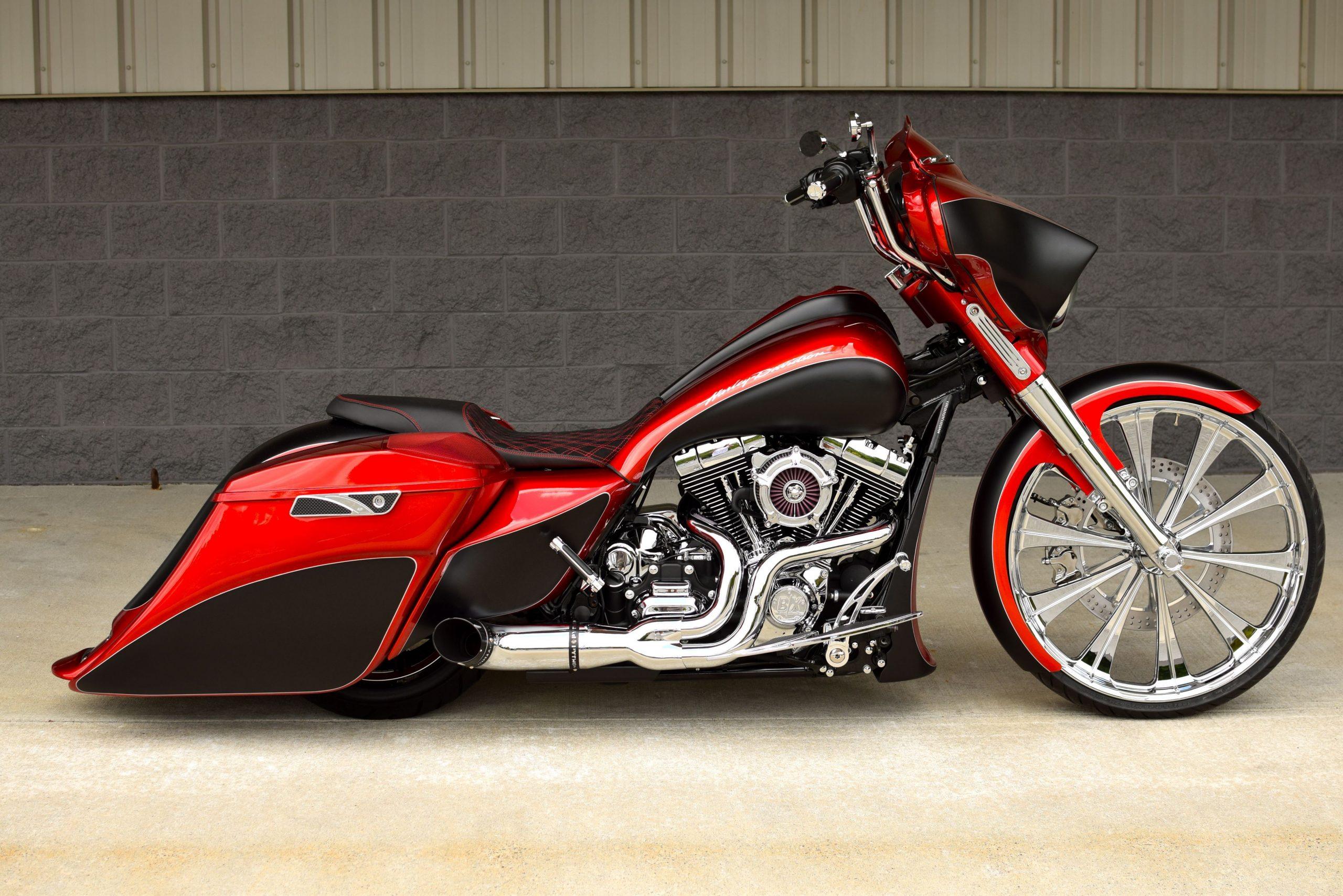 2015 Harley Davidson Street Glide Special – 26″ Wheel – Custom Bagger #23 …
