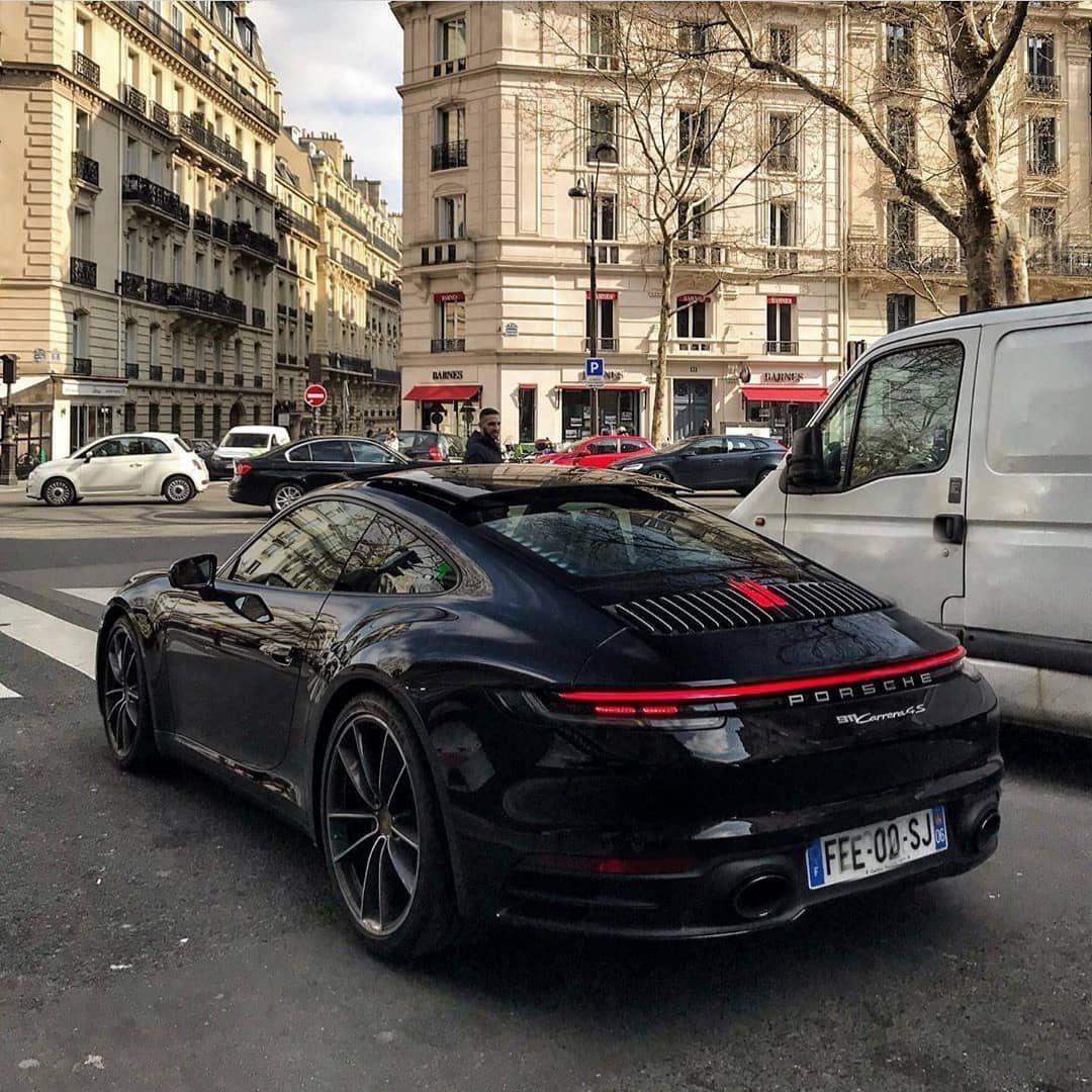 "Porsche 992 on Instagram: ""Blacked out 992! ?: @ruruspot Follow @992gts for more porsche content? —- Follow our other accounts: @kieran.cars  @an.supercars —-…"""