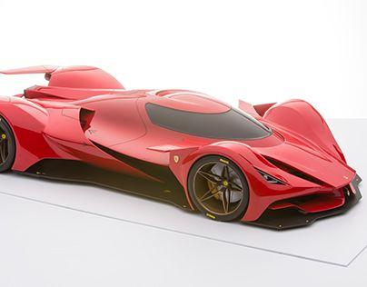 Ferrari Piero T2 LM (the reclaim of Le Mans)