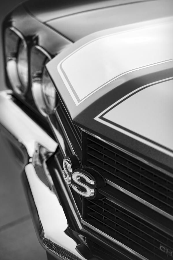 '70 Chevelle Ss by Gordon Dean II