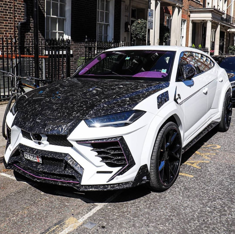 Rate This Lamborghini Urus 1 to 100