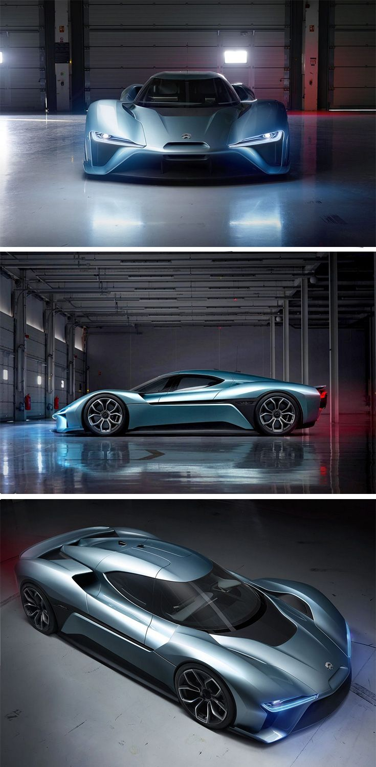 The Fastest Electric Car Ever…