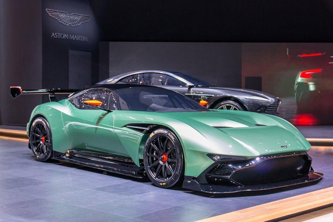 Aston Martin Vulcan #AstonMartinVulcan