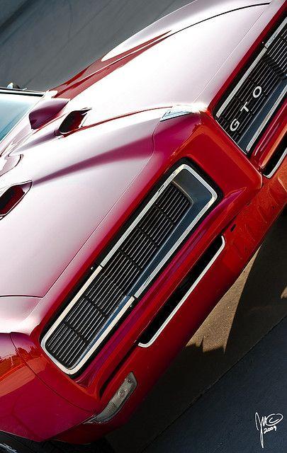O'Neal's 68′ GTO