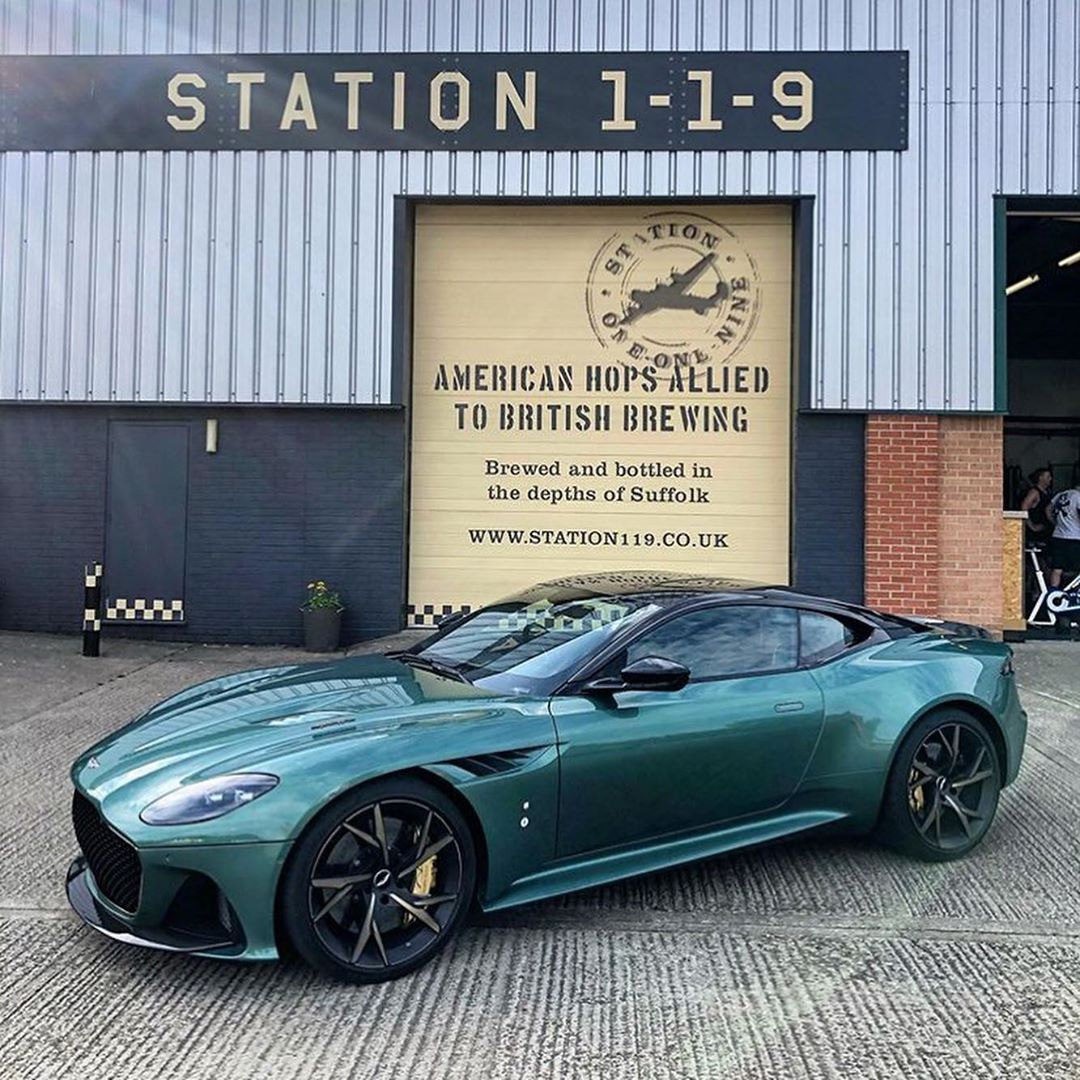 "Aston Martin on Instagram: ""Swipe ❗️ DBS 59 or Ohmss Edition ? Which one would you take?  1. Photo by: @carcrazedfool  2. Photo by: @philipmielczarek  #astonmartin…"""