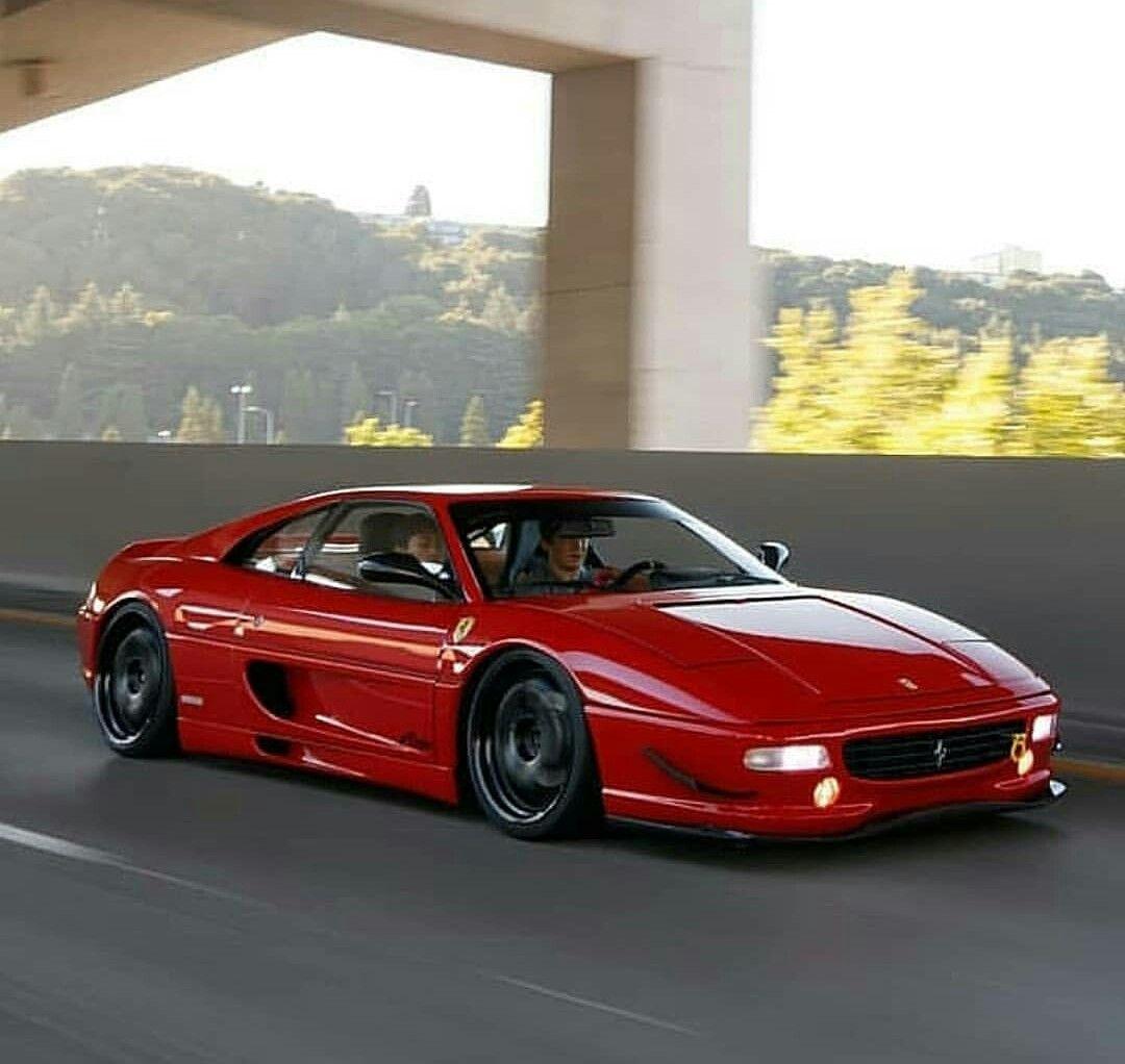 Mmmmm, Ferrari