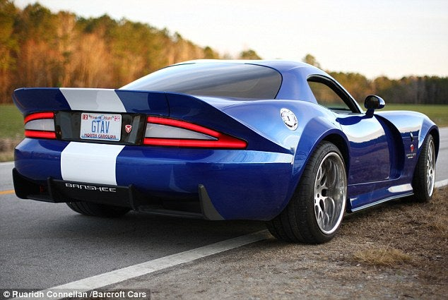 Got removed bc Bravado Banshee doesn't count as Make or model… Dodge Viper made by West Coast Customs