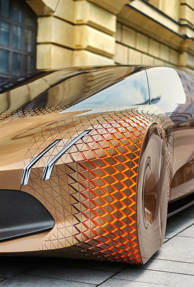 BMW Vision Next 100 Concept by Seungmo Lim | Inspiration Grid
