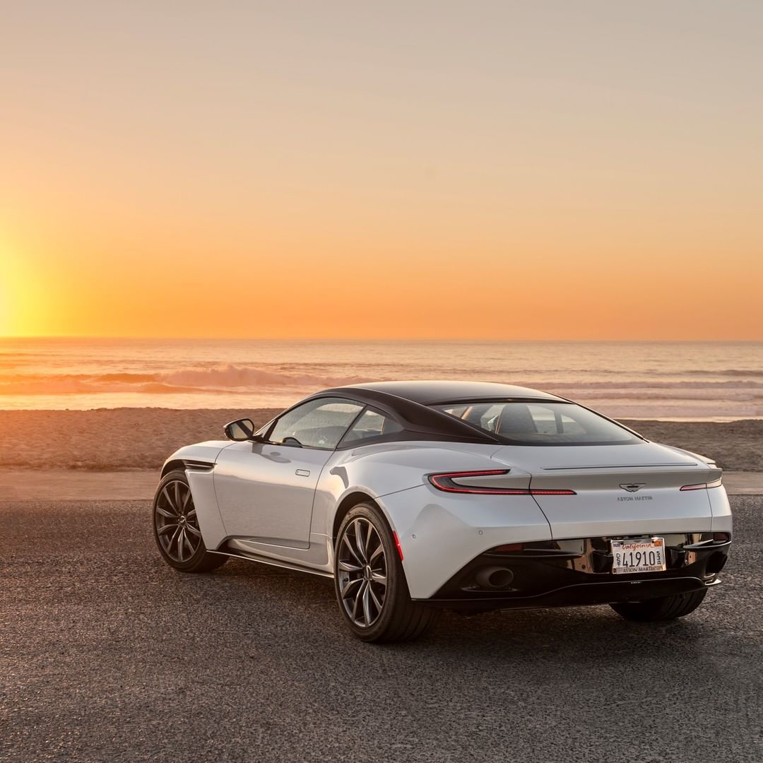 """Aston Martin on Instagram: """"As refined as ever, DB11 is a modern icon in the automotive industry.  #DB11 #AstonMartin #BeautifulIsANumber"""""""