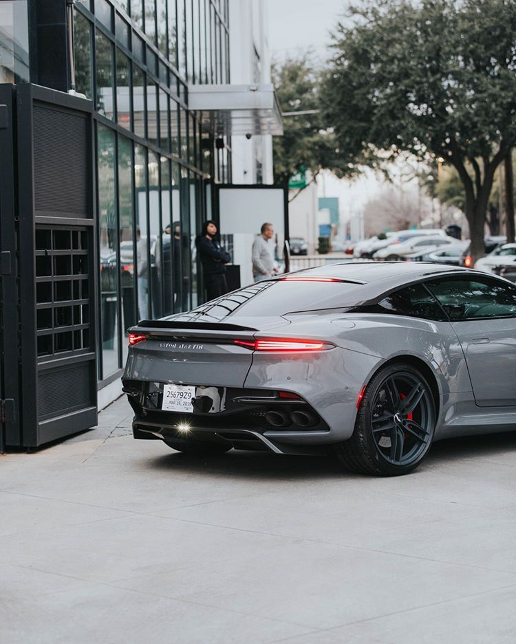 "Aston Martin Of Dallas on Instagram: ""Beauty won't be tamed – The Aston Martin DBS"""