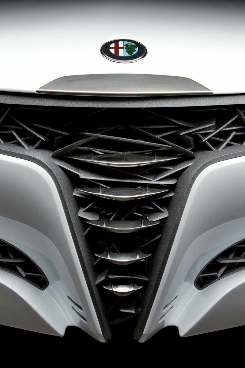2010 Alfa Romeo Pandion by BERTONE