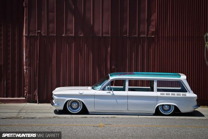 Corvair: A New Way To Low Ride – Speedhunters