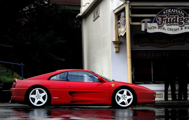 Ferrari F355 GTB – Most beautiful car ever made #supersports #sportscars #exotic…