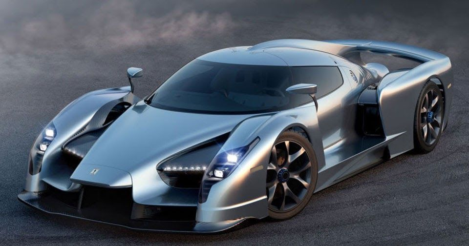 Glickenhaus' Road-Legal SCG 003 To Be Sold In The U.S. As A Kit Car | Carscoops