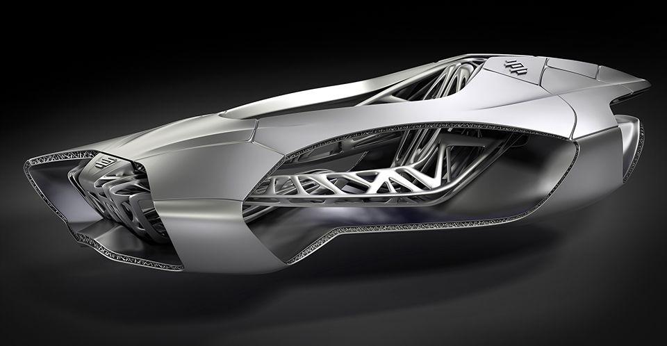 EDAG Genesis Car Body Design (1) – TheCoolist