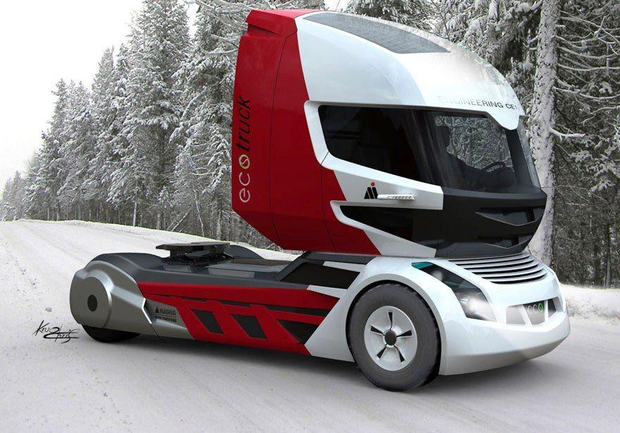 prototype semi trucks | Futuristic truck designs…Biglorryblog loves Christian …