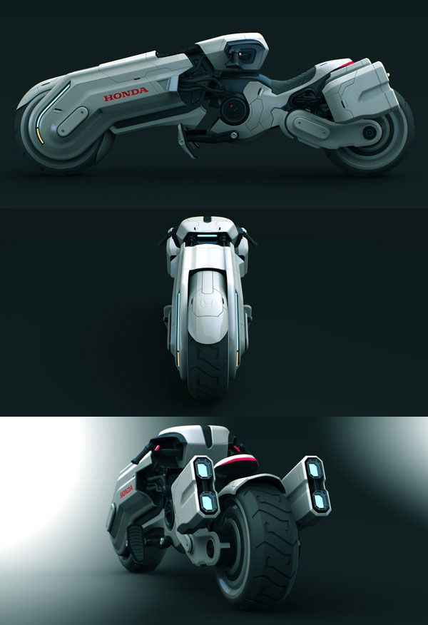 15 Futuristic Transportation Design Concepts – Bashooka