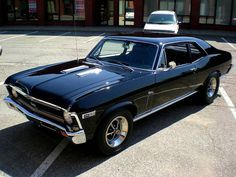 1969 Chevrolet Nova SS 396 L78 Coupe