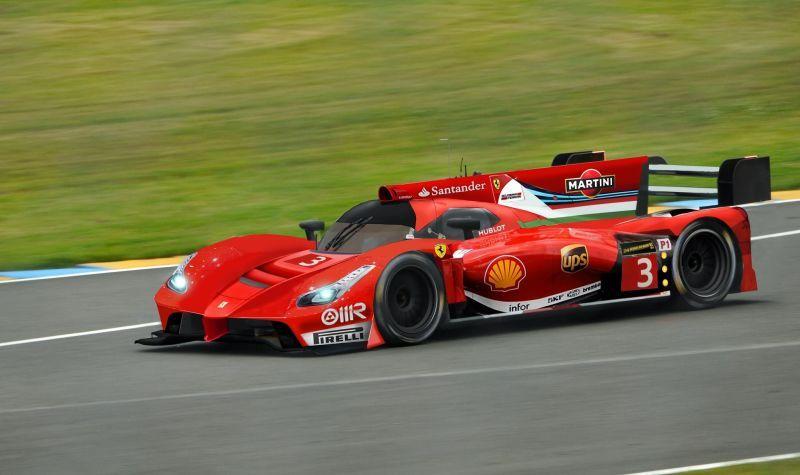Ferrari LMP1 concept