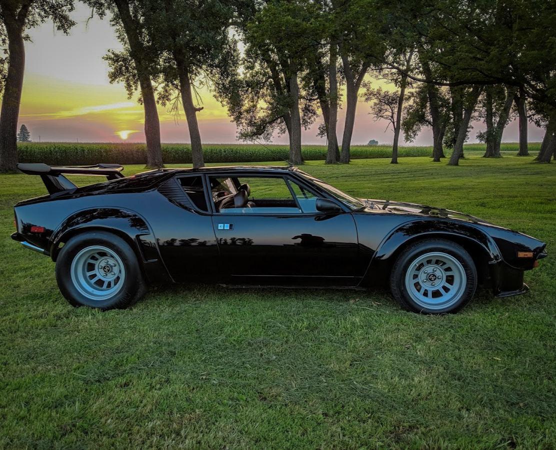 Pantera GT5, 1985