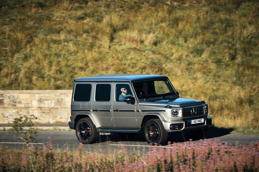 Mercedes-AMG G-Class G63 2018 UK review | Autocar