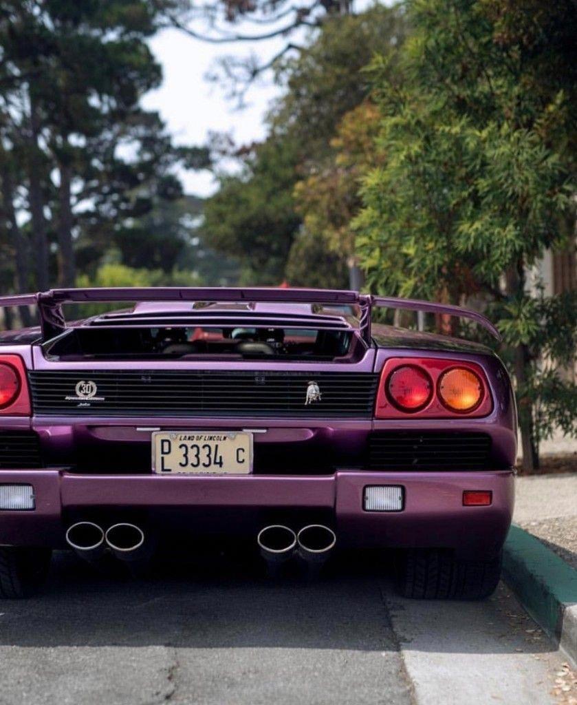 #LamborghiniClassicCars