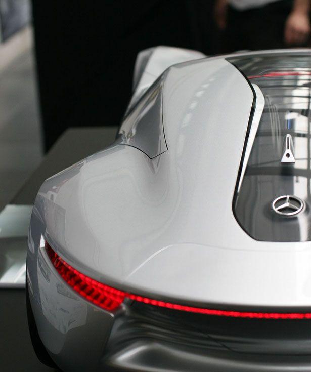 Mercedes SL|Pure Concept Car by Matthias Böttcher