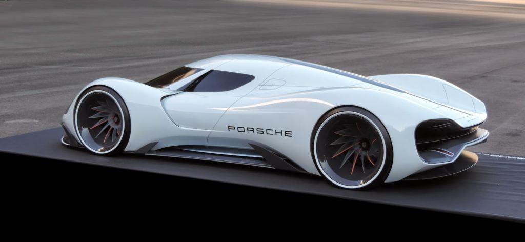 Porsche 2035 Le Mans prototype concept