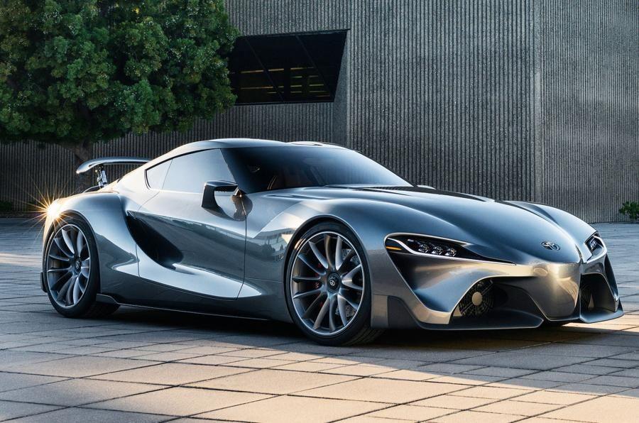BMW-Toyota partnership to spawn new Supra